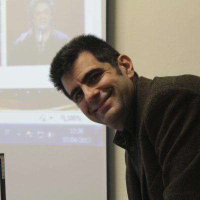 Claudio Fois attore romano